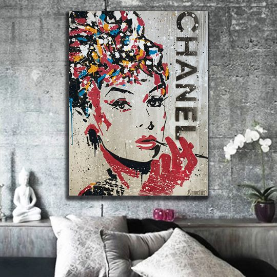 Lymelite Studio - Chanel